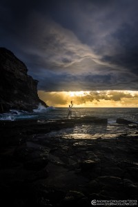 garie beach, royal national park, sydney, NSW