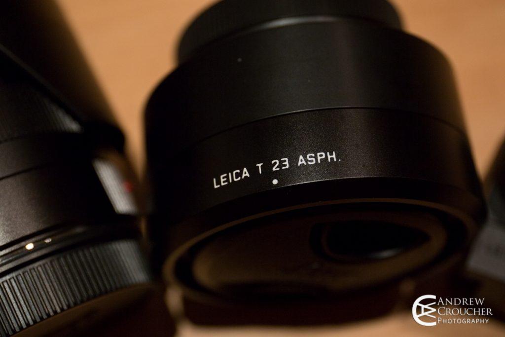 Leica Summicron-T 23mm f2