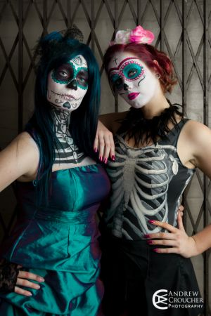 Day of the Dead photos - Ashlelectric X- Ashleigh-Maree Connell- Andrew Croucher Photography 2.jpg
