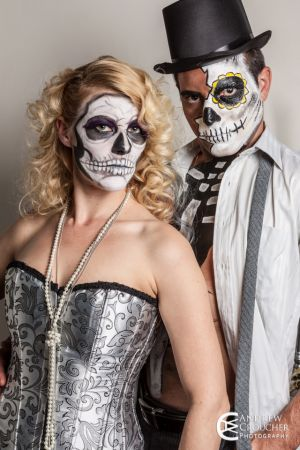 Day of the dead - Dia de Muertos - Photos- Tanya Hinchcliffe and Darren Johns- Andrew Croucher Photography 1.jpg
