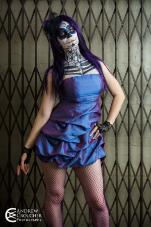 Day of the Dead photos - Ashlelectric X - Andrew Croucher Photography 1.jpg