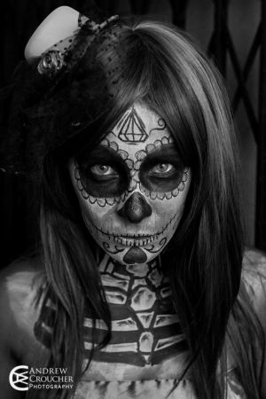 Day of the Dead photos - Ashlelectric X - Andrew Croucher Photography 2.jpg