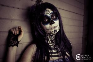 Day of the Dead photos - Ashlelectric X - Andrew Croucher Photography 3.jpg