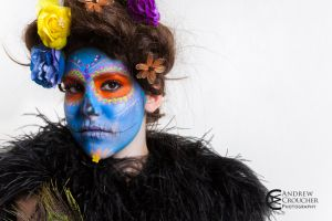 Day of the dead - Dia de Muertos - Maddy May - Andrew Croucher Photogphy 1.jpg