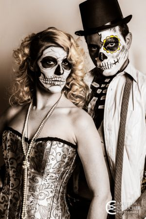 Day of the dead - Dia de Muertos - Photos- Tanya Hinchcliffe and Darren Johns- Andrew Croucher Photography 2.jpg