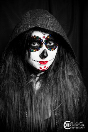 Day of the dead - Dia de Muertos - Photos- Maja Isabella - Andrew Croucher Photography 1.jpg